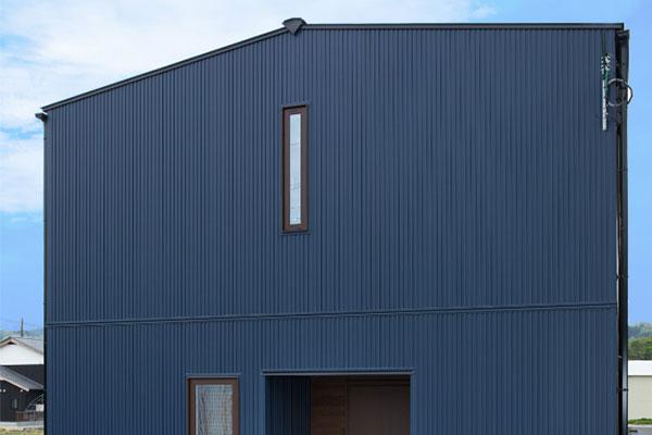 R+houseの施工例